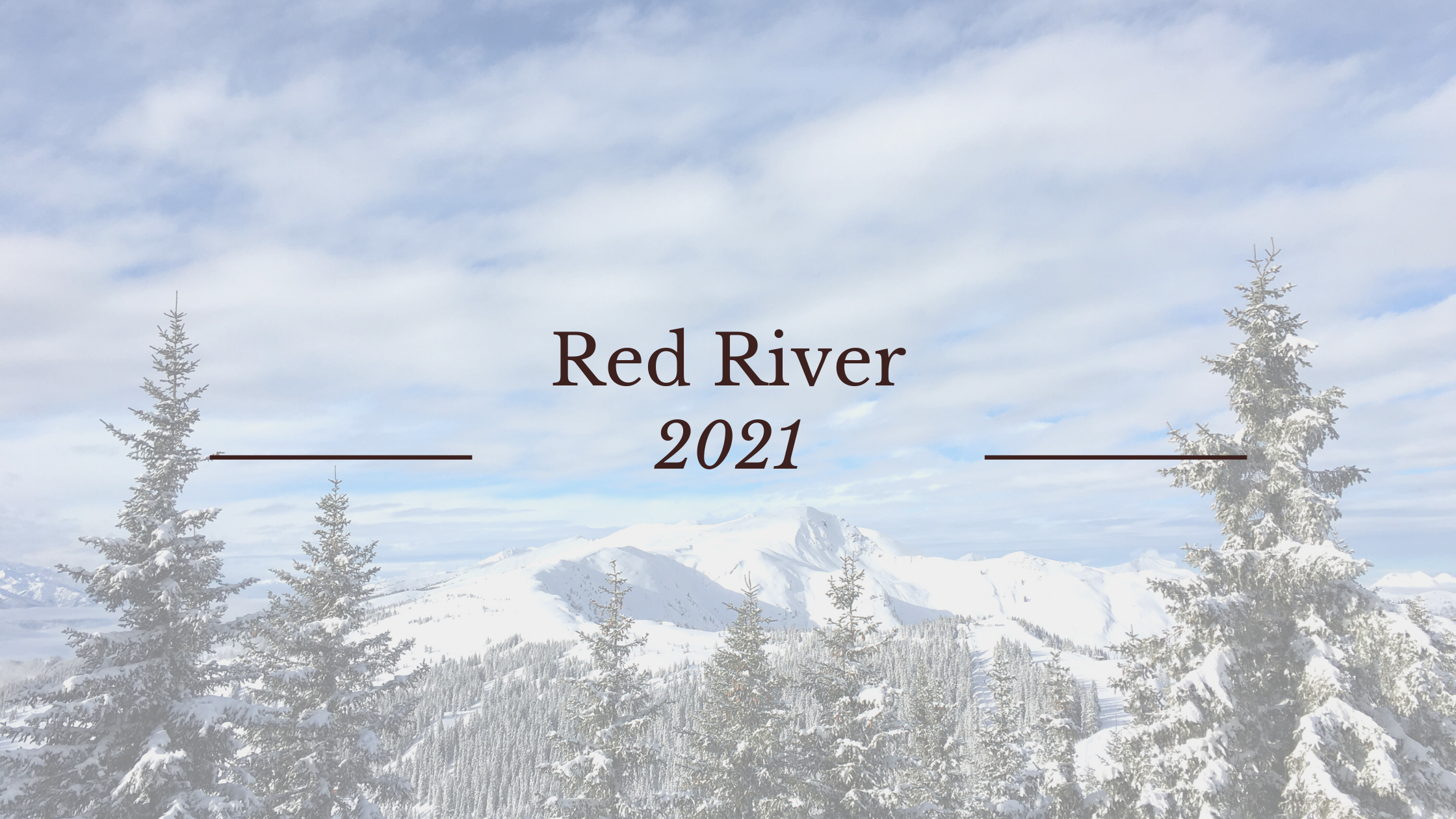 Red River NM