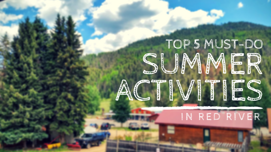 Summer Activities in Red River | Reservations Unlimited