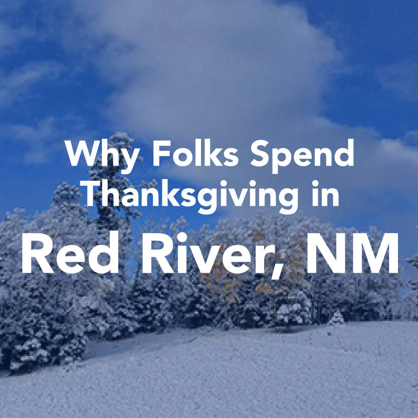 Thanksgiving in Red River