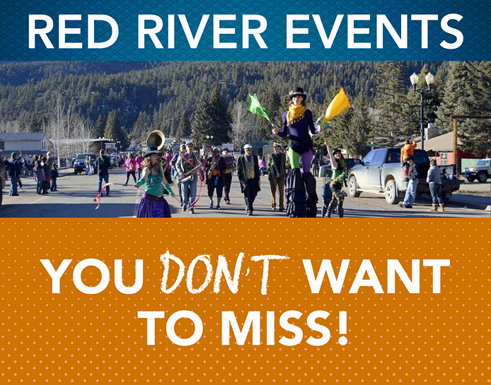 Red River Events You Don't Want to Miss