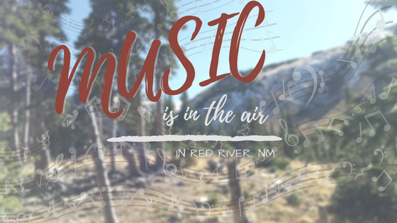 music in red river