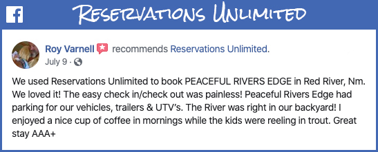 Reservations Unlimited Review