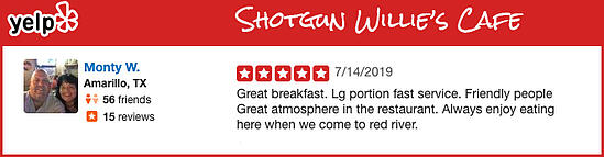 Shotgun Willies Review