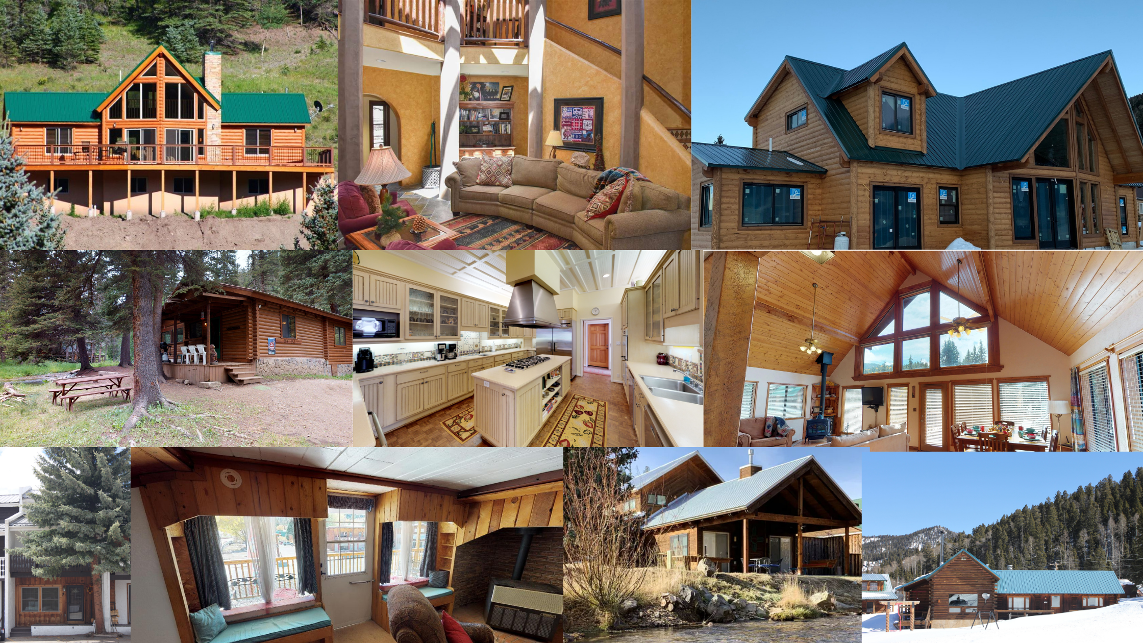 Vacation Rentals in Red River NM