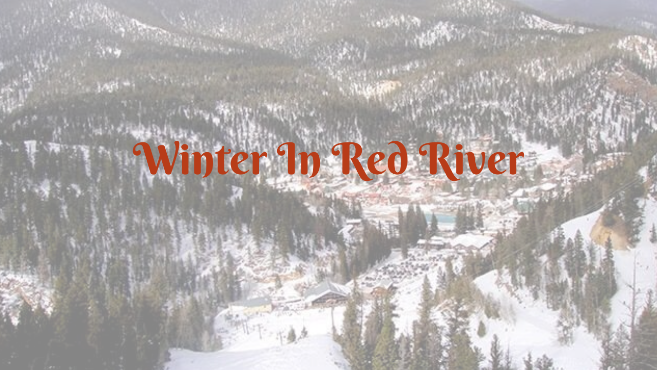 Winter In Red River