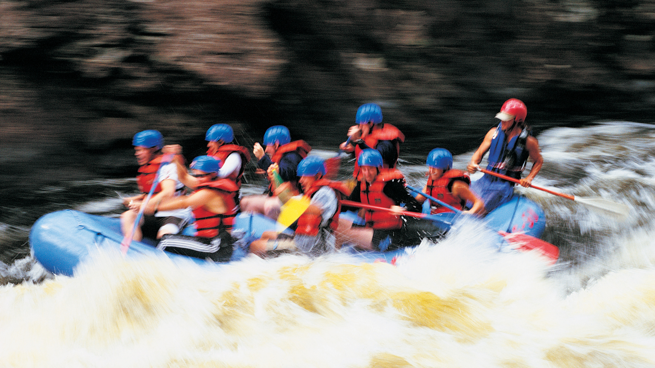white water rafting New Mexico